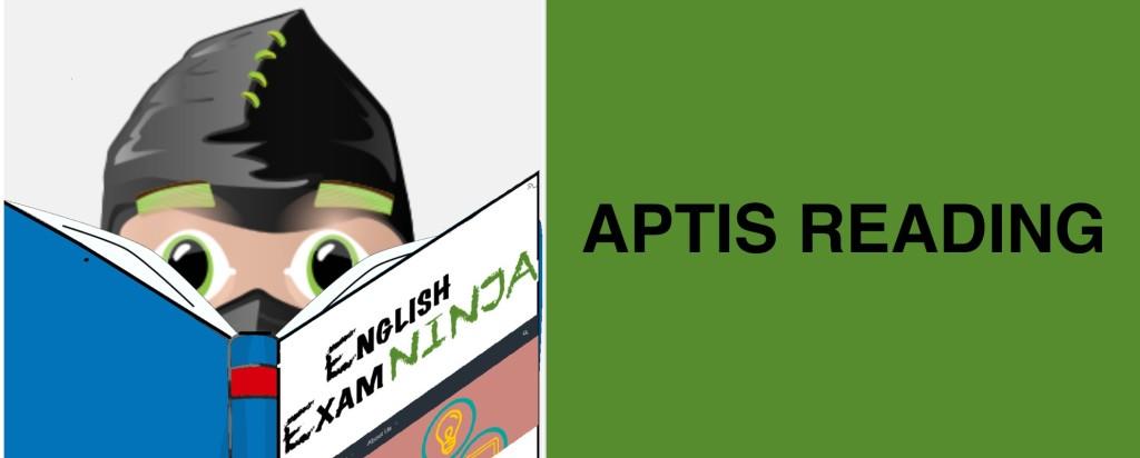 Aptis - English Exam Ninja
